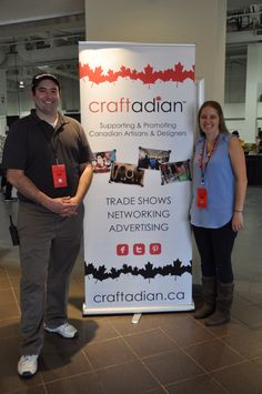 Meet the #craftadian team.  Showcasing, supporting and promoting Canadian Artists. #craftadian