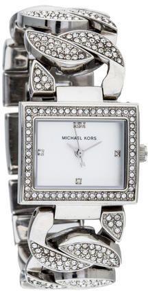 MICHAEL KORS CRYSTAL WATCH  DETAILS Ladies' stainless steel Michael Kors Crystal…