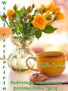 Good morning quotes with wallpaper Good Morning Coffee, Good Morning Quotes, Coffee Break, Tata Tea, Coffee Cups, Tea Cups, Morning Rose, Tea Biscuits, High Tea