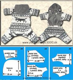 Content filed under the Dog Clothes taxonomy. Yorkie Clothes, Pet Clothes, Dog Coat Pattern, Dog Clothes Patterns, Dog Jacket, Dog Items, Dog Sweaters, Dog Costumes, Animal Fashion