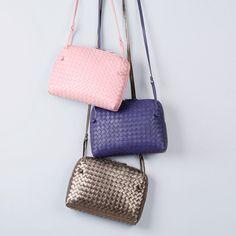 Bottega Veneta - Intrecciato leather shoulder bag - @ www.mytheresa.com