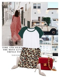 """19!"" by yerina ❤ liked on Polyvore featuring Prada and Chanel"