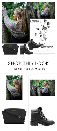 """""""LOPIA 1"""" by miinni ❤ liked on Polyvore featuring MICHAEL Michael Kors and Sam Edelman"""
