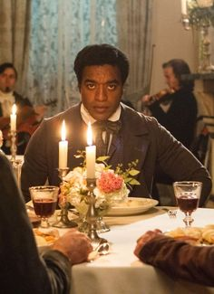 12 Years a Slave. Great movie.