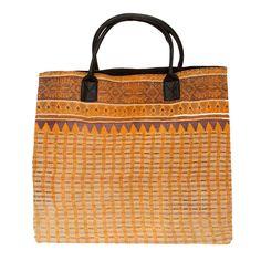 Kantha Weekender Bag