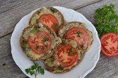 Tvarůžková dobrota — Břicháč Tom - jak jsem zhubl 27 kg Avocado Egg, Quiche, Zucchini, Sandwiches, Toast, Healthy Recipes, Vegetables, Breakfast, Fitness