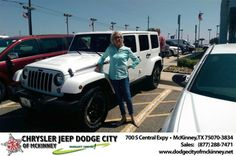 #HappyBirthday to William Wade from Brent Briggs at Dodge City of McKinney!