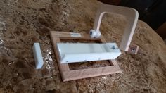 Adjustable Single Wire Soap Cutter For Any Length by budhaffner