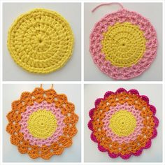 Mandala Tutorial! Brilliant tutorial. I want to make this into a rug for my daughters room