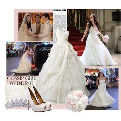 Gossip Girl Wedding, created by taritelemnar on Polyvore