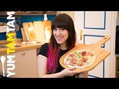 leckeres Tortilla-Pizza-Rezept