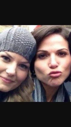 Awesome Lana and Jen being funny