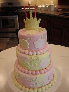Princess Cake Photo:  This Photo was uploaded by cristinagutierrez2. Find other Princess Cake pictures and photos or upload your own with Photobucket fre...