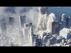 This photo taken September 2001 by the New York City Police Department shows smoke and ash engulfing the area around the World Trade Center as the North Tower collapses in New York. Bergen, Data Mining, World Trade Center Attack, Inside Job, September 11, Delft, Photos, Pictures, Homeland