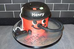 henry the hover cake Diy Birthday Cake, Novelty Birthday Cakes, Novelty Cakes, Boy Birthday, Birthday Ideas, Third Birthday, Unicorn Birthday, 3d Cakes, Cupcake Cakes