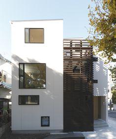 木造3階建て|アーキッシュギャラリー