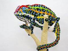 """""""Nature Connects: Art with LEGO Bricks"""" will feature"""