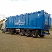 Garbage Transfer Trailer Take The First Step, Marketing, Autos