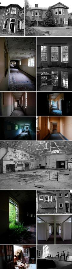 Severalls Hospital  -lunatic asylum opened in 1913, experimental treatments such as lobotomies were done as late as the 1950's