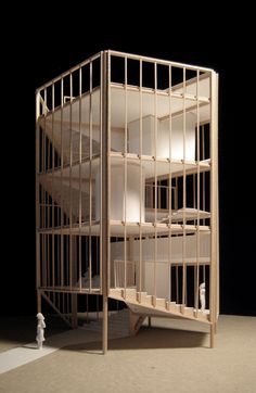 House of 7 Piles : ceruzzi and murphy projects