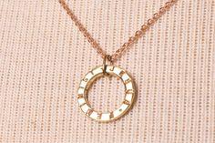 Jesus Feminist necklace - Want!