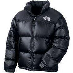 Repair torn puffy jackets.