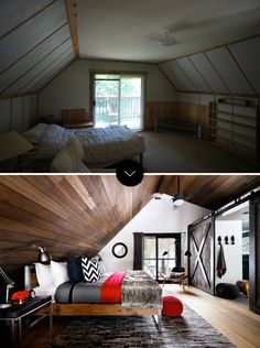 Before and After: A Designer Cottage in Haliburton County, Ontario | Design*Sponge