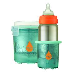 Aquaheat Bottle Warmer & 10 OZ Stainless Bottle