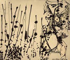 Jackson Pollock Number Seven