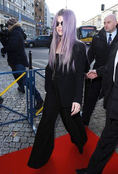 Kelly Osbourne May Or May Not Be Taking Fashion Advice From Her Dad