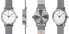 Introducing the third watch from our Research and Development Department, the