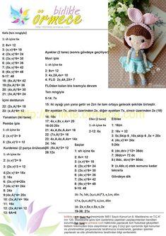 Best 9 Amigurumi Princess Making, # am Crochet Dolls Free Patterns, Crochet Doll Pattern, Amigurumi Patterns, Amigurumi Doll, Doll Patterns, Crochet Gifts, Cute Crochet, Crochet Baby, Knitted Animals