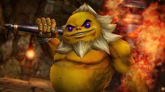 Galería: El universo de Ocarina of Time en Hyrule Warriors   Atomix