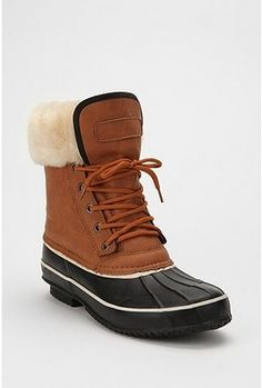 BDG Winter Lace-Up Boot - StyleSays