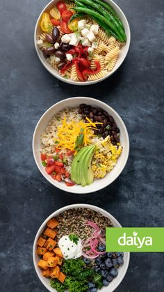 Build the Perfect Plant-Based Bowl – Flexitarian Diet Plant Based Eating, Plant Based Diet, Plant Based Recipes, Plant Diet, Clean Eating Diet, Clean Eating Recipes, Superfood Recipes, Vegetarian Recipes, Heart Healthy Recipes