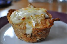 Croque Madame Muffins | the savory lining
