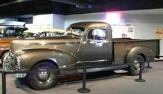 1947 Hudson Series 178 Coupe Express Pickup Truck