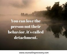 12 step recovery addiction |  codependency quotes | detachment | boundaries in relationships | codependent relationships | Click the image to read how. #codependency #addiction