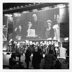 Standing ovation for @loic @geraldinelm @sibylledev Christopher Douytessier and team @leweb for a fab #leweb12 ! See you in London #thesocialbureau