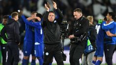 The Foxes manager who will lead the team until the end of the season was very proud of his sides performance against the Spanish giants. [read more]