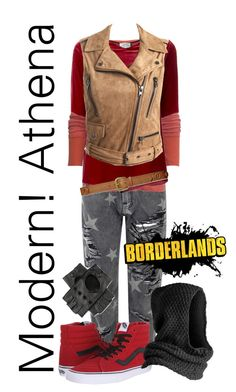 """""""Modern! Athena"""" by say13579 ❤ liked on Polyvore featuring Glamorous, Project Social T, Forte Forte, Sans Souci, Vans, Lauren Ralph Lauren, Pieces, Black, Edition and modern"""