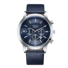Mens Watches Top Brand Luxury CHRONOS Casual Quartz Military Watches Men Waterproof Date Clock Relogio Masculino Montre Homme