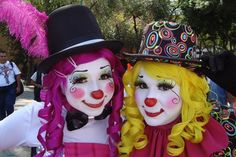 most professional clown makeup - Google Search