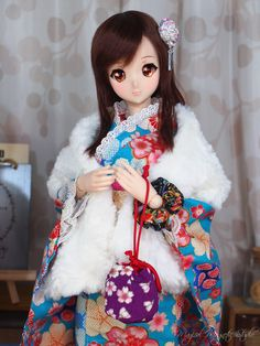Smart Doll Mirai Suenaga by HapiBeat