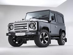 Incredible Custom Land Rover Defender By Overfinch. No words.