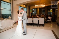 Le Meridien Arlington Wedding: Carly and Alex