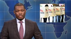 Weekend Update anchors Colin Jost and Michael Che tackle the week's biggest news, including the third and final presidential debate between Donald Trump and Hillary Clinton. [Season 42, 2016]