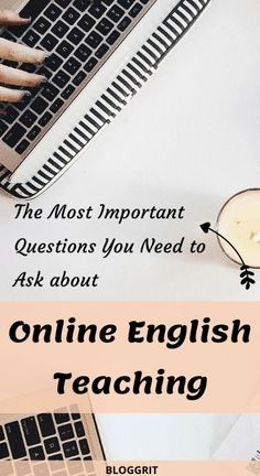 Teach English Online - use this resource and tips to work from home as an Online English teacher. #onlineteaching #workfromhome #resources #tips #tefl Legit Online Jobs, Online Jobs From Home, Jobs For Housewives, Best Part Time Jobs, Online English Teacher, Virtual Jobs, Job Website, English Teaching Resources, Good Paying Jobs