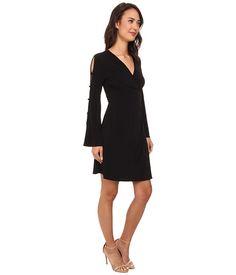 Gabriella Rocha Keely Cutout Arm Dress Black - Zappos.com Free Shipping BOTH Ways