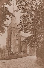 St Edmund's church, Downham Market, Norfolk